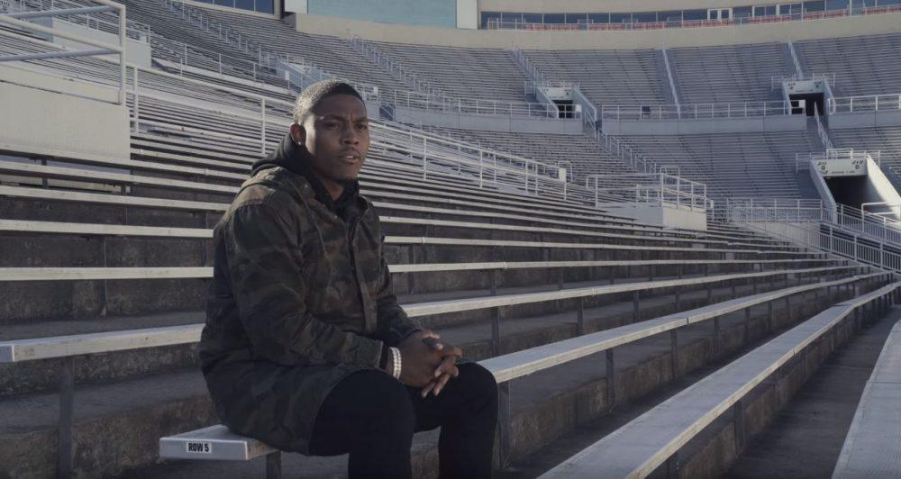 Josh Jacobs Oakland Raiders Super Bowl LIV Kia Seltos Commerciall