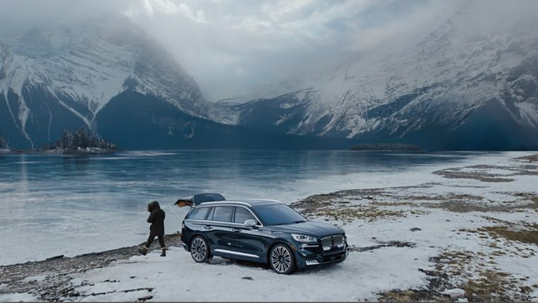 New Lincoln Aviator commercial with Matthew McConaughey (2)