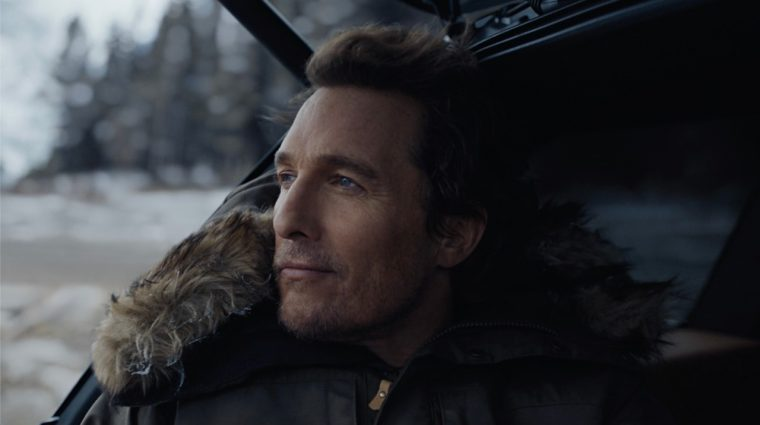 New Lincoln Aviator commercial with Matthew McConaughey