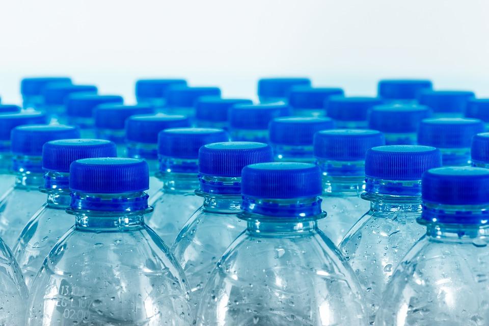 water bottles bottled water