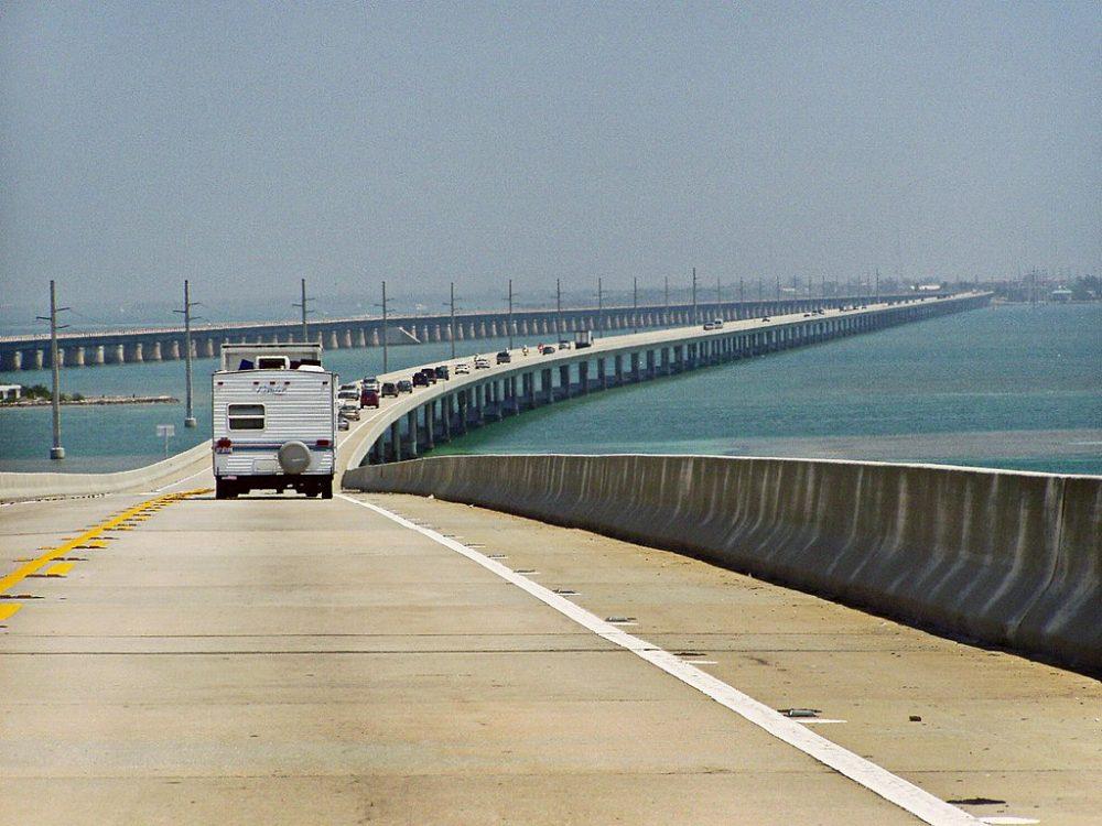 seven mile bridge overseas highway