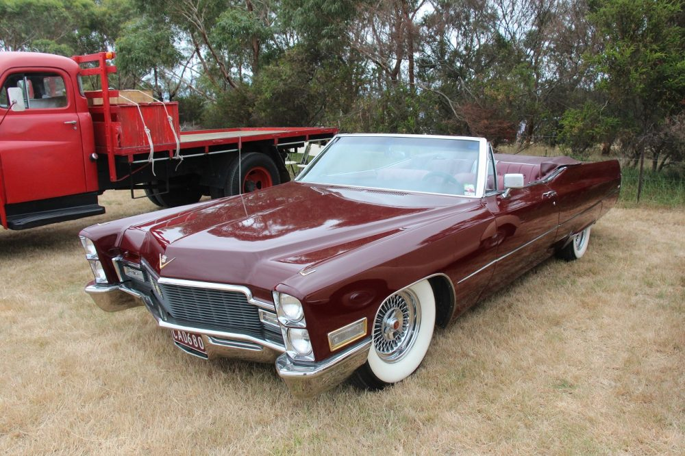 1968 Cadillac Coupe de Ville Convertible