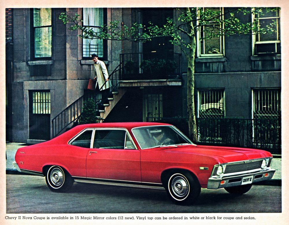 A 968 Chevrolet II Nova Coupe