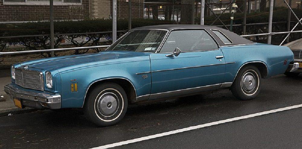 1974 Chevrolet Chevelle malibu