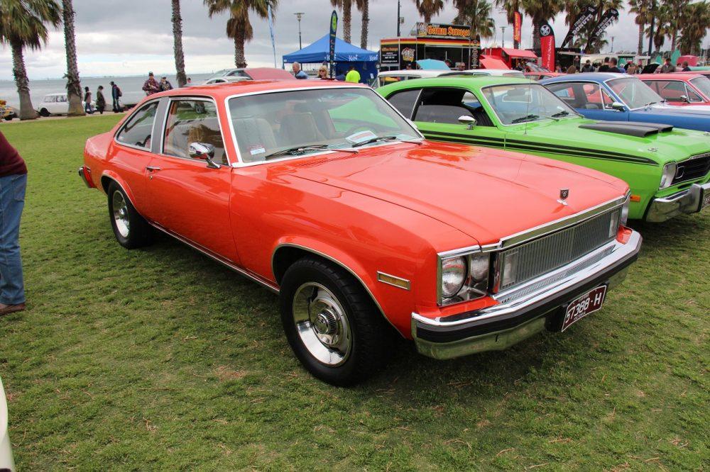 1977 Chevrolet Nova Concours