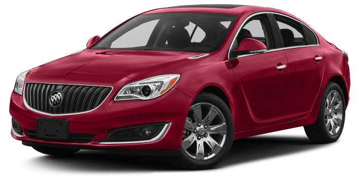2017 Buick Regal Sport Touring Front
