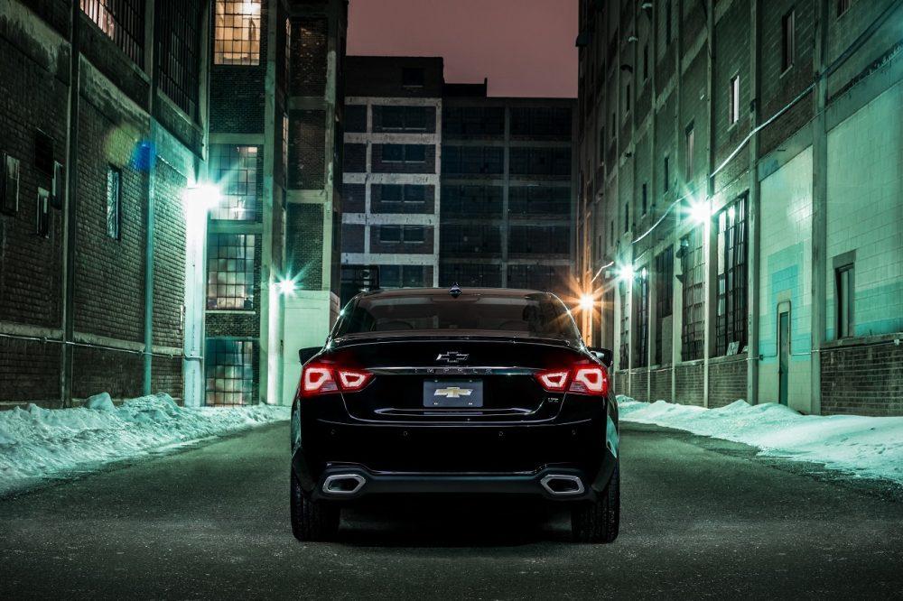 2018 Impala Midnight Edition
