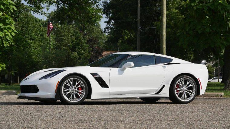 Last 2019 Corvettes