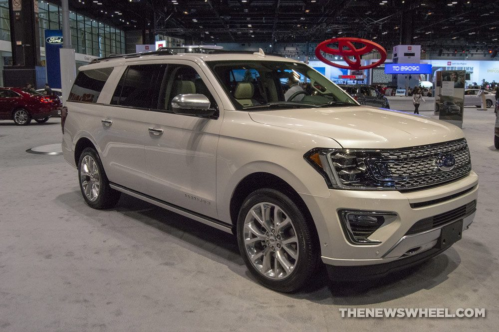2019 ford expedition cas