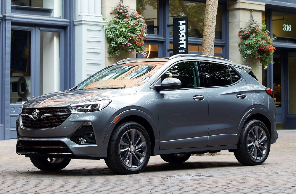 2020 Buick Encore GX Encore available for 2021