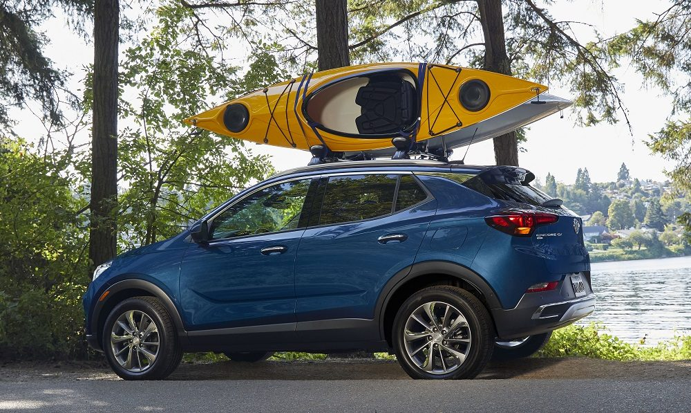2020 Buick Encore GX. Buick electric crossovers
