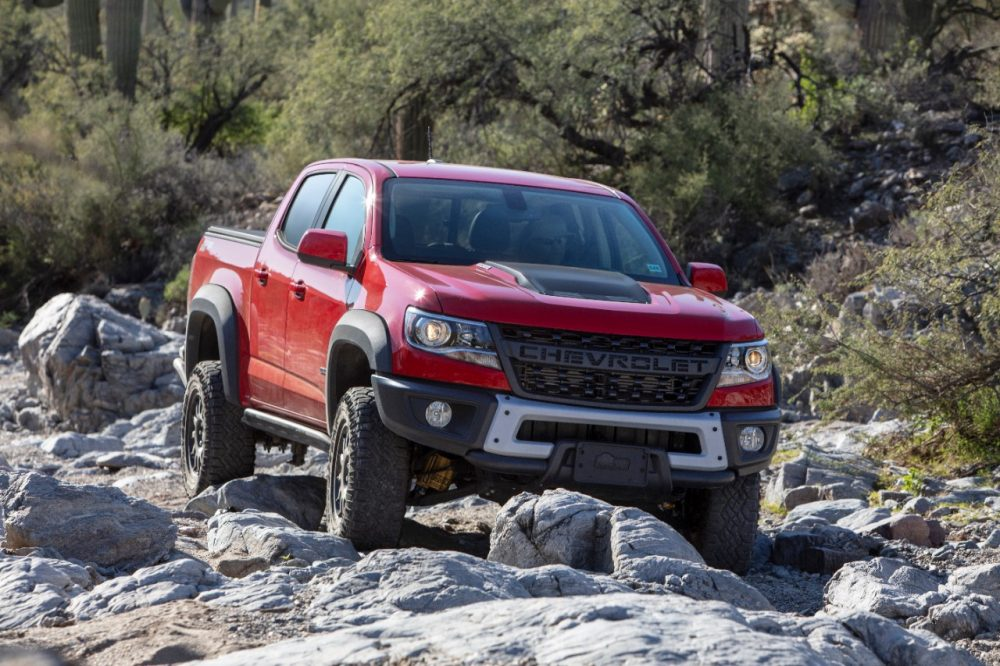 2020 Chevy Colorado ZR2 Bison
