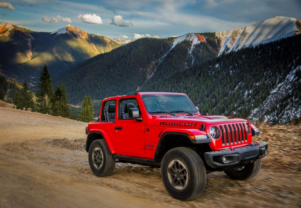 2020 Jeep Wrangler Rubicon. Jeep Wrangler and Chrysler Pacifica make list of the 10 Best Cars for Dog Lovers.