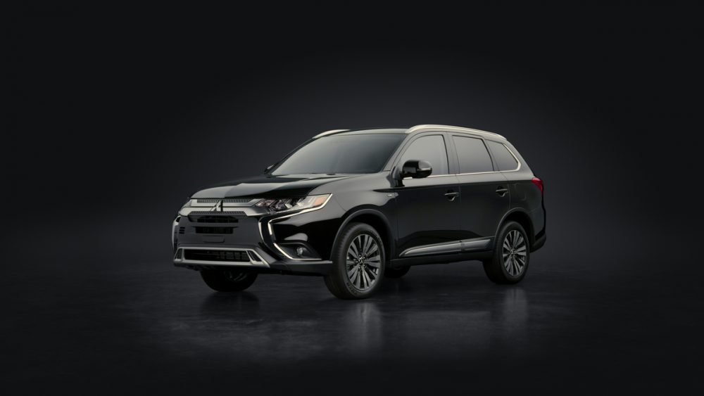 2020 Mitsubishi Outlander. Mitsubishi improved customer satisfaction