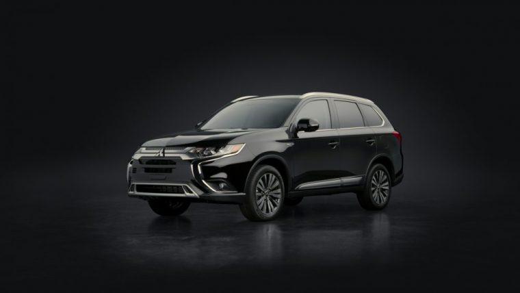 2020 Mitsubishi Outlander compared to 2022 Outlander