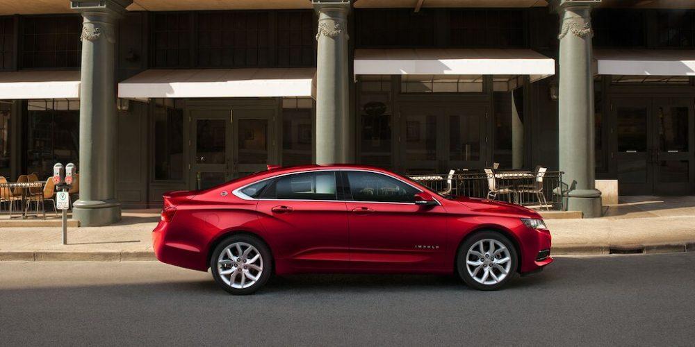 2020 Chevy Impala