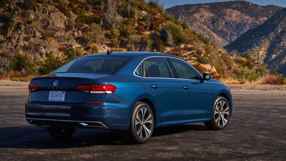 Volkswagen Passat Electric Replacement