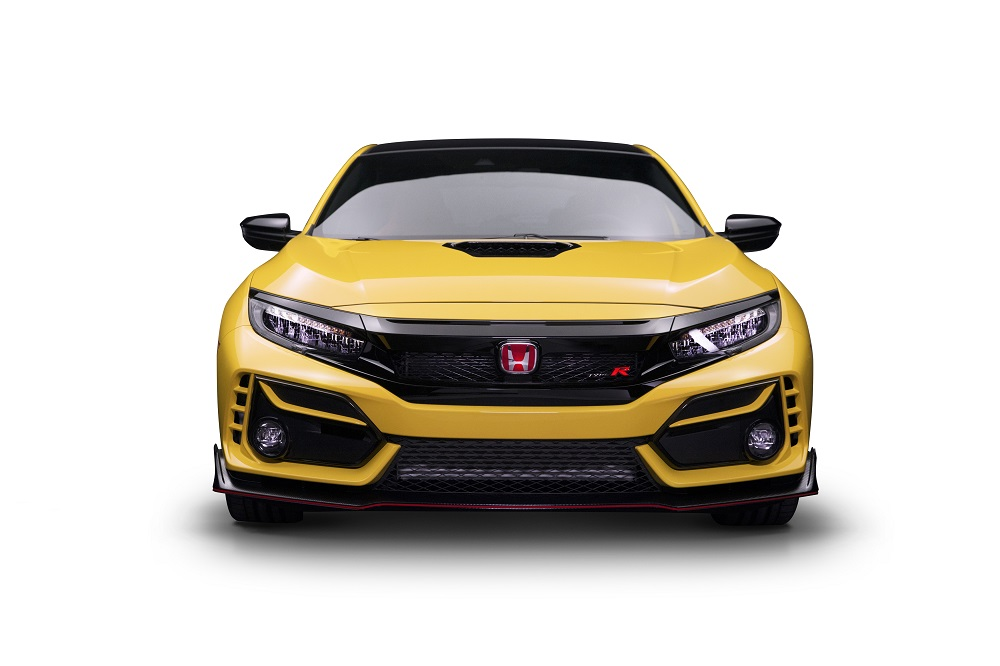 New Honda Civic Type R Limited Edition is Getting... - The News Wheel