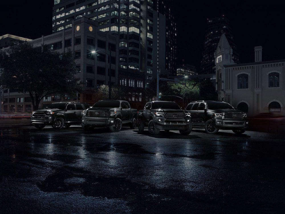 2021 Toyota Nightshade Family