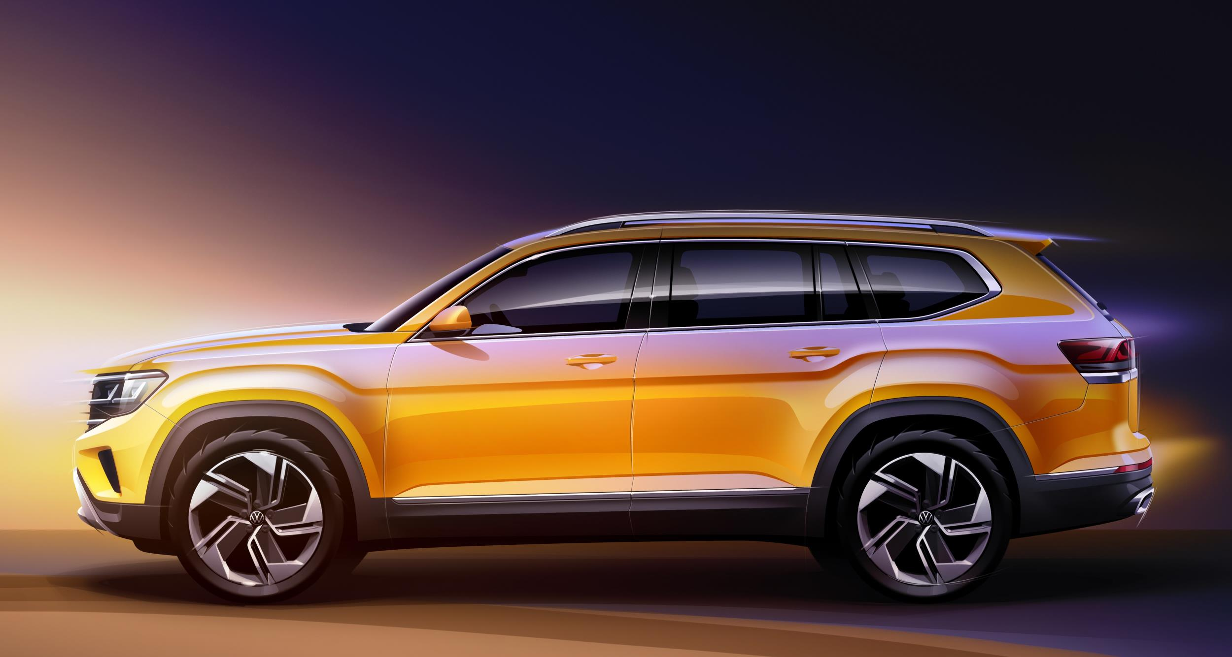 2021 volkswagen atlas suv gets a major upgrade  the news