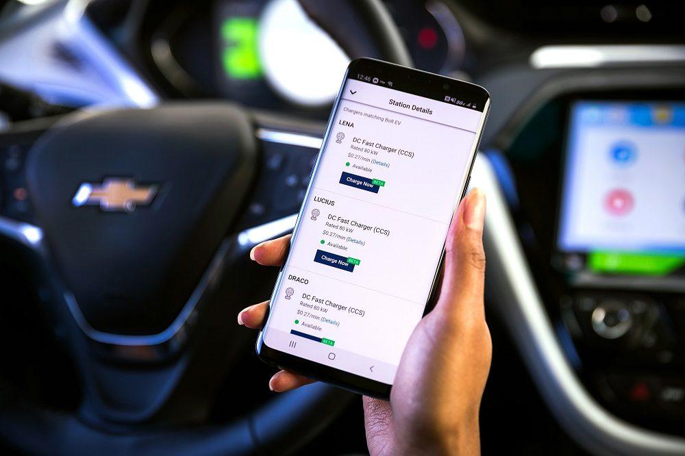Chevrolet Bolt App Adds New EV Charging Services