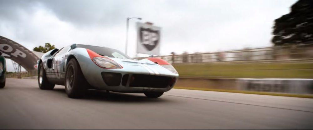 Ford v Ferrari trailer image