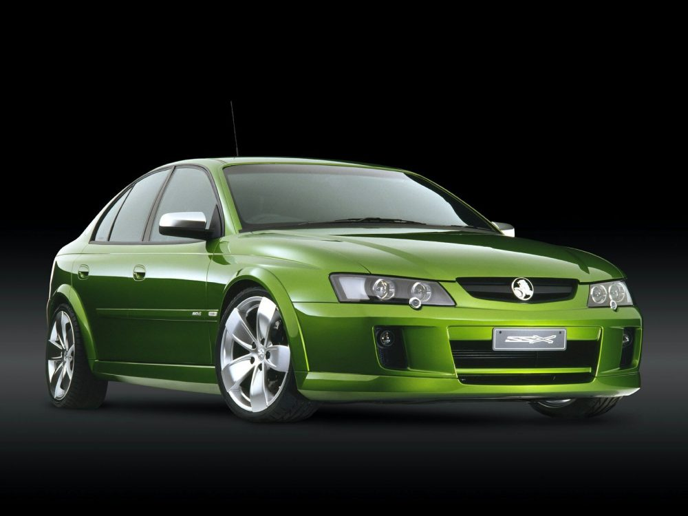 GM Holden Division Commodore