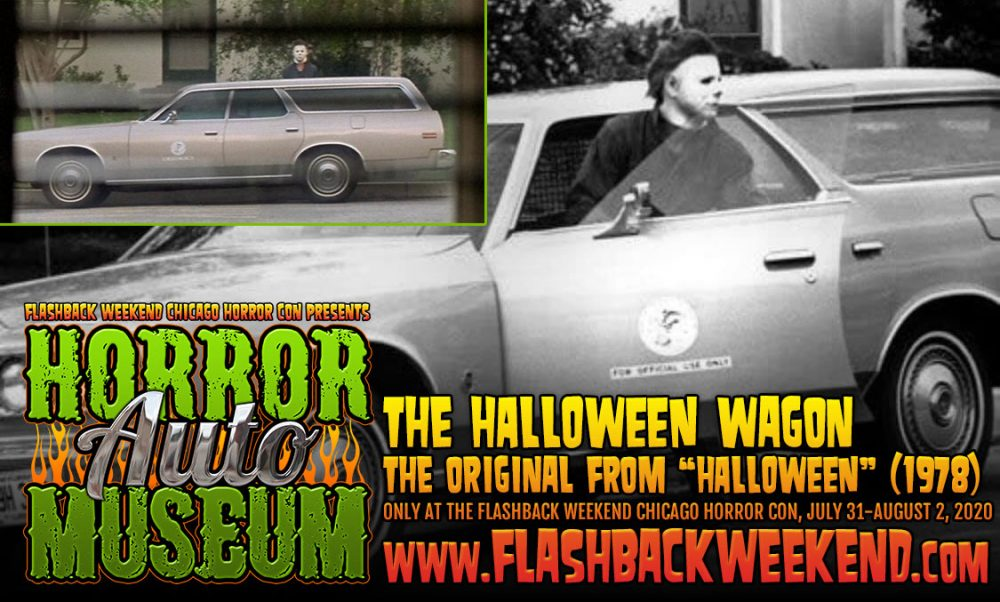Horror Auto Museum Flashback Weekend Chicago Horror Convention 2020