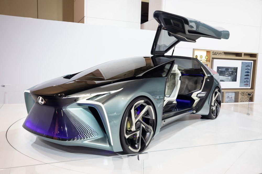 Lexus LF-30 Concept Reveal-9