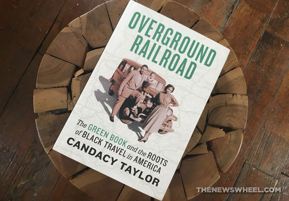 Photo of Overground Railroad book cover