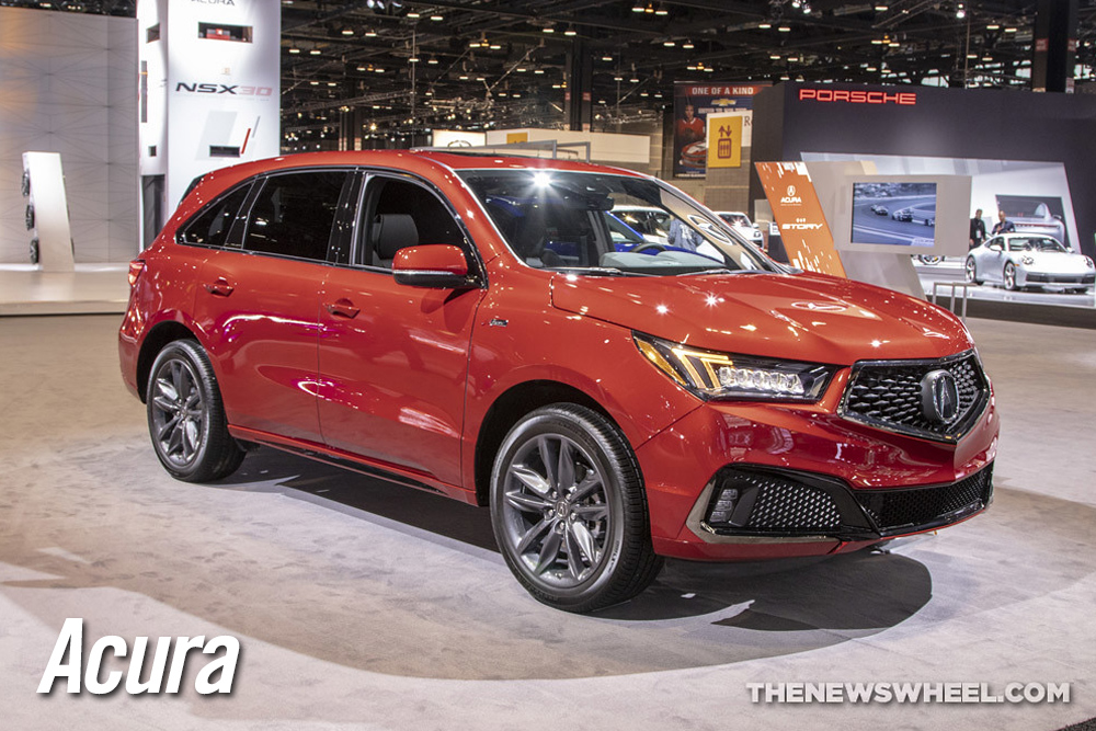 acura car news