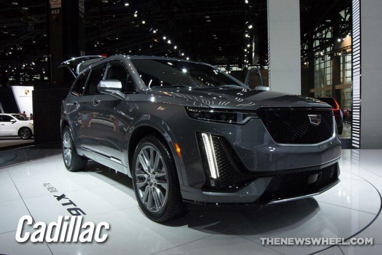 Cadillac car news