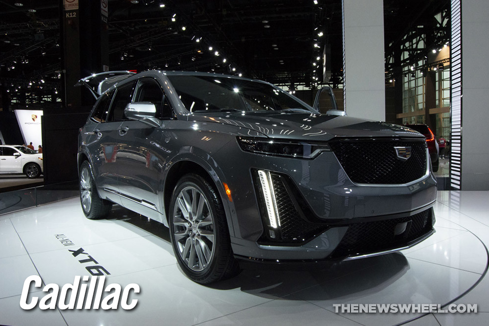cadillac car news