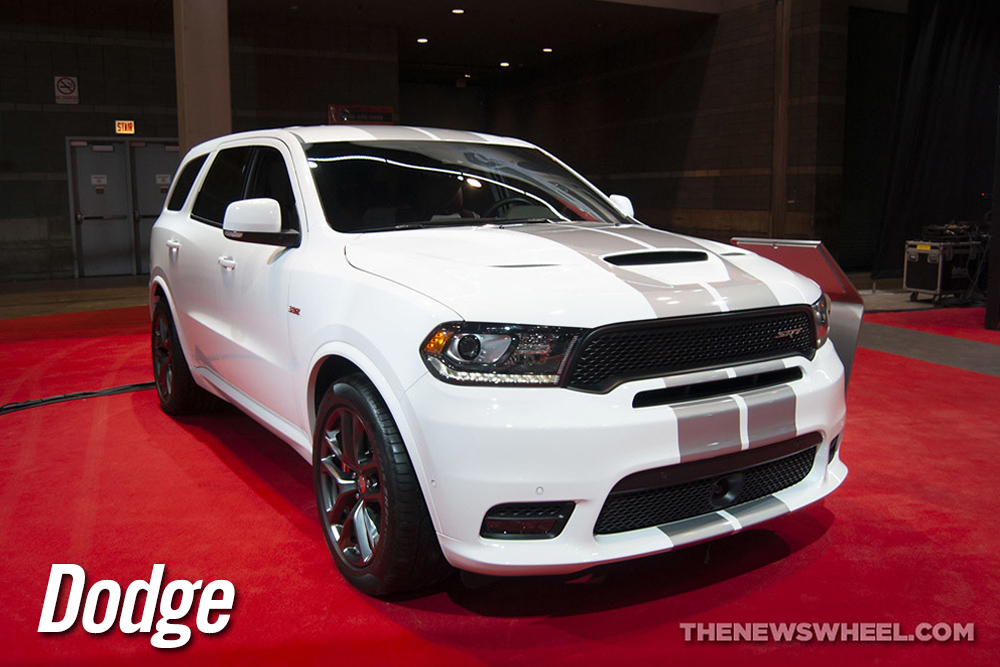 dodge car news