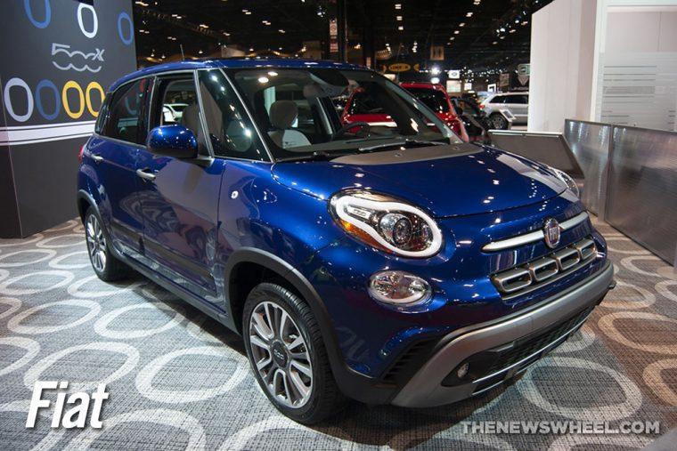 Fiat car news
