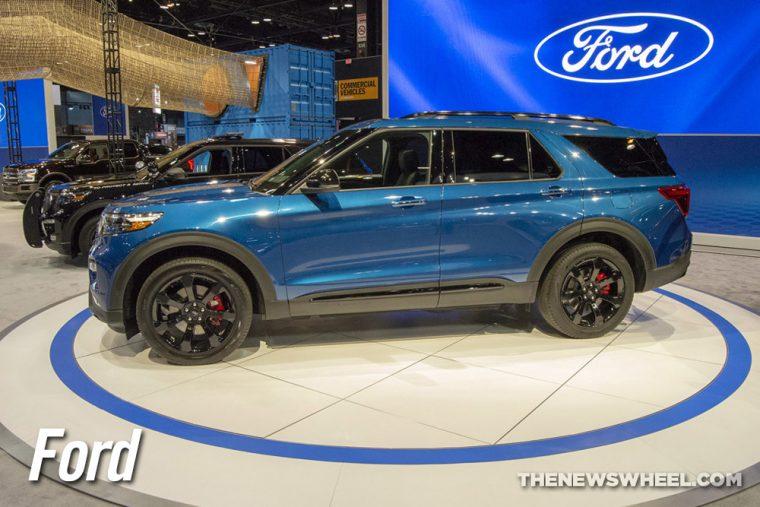 Ford car news