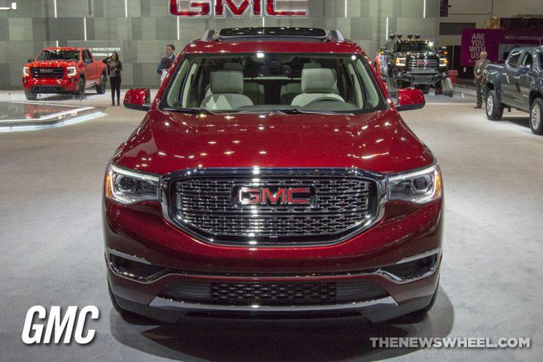 GMC car news