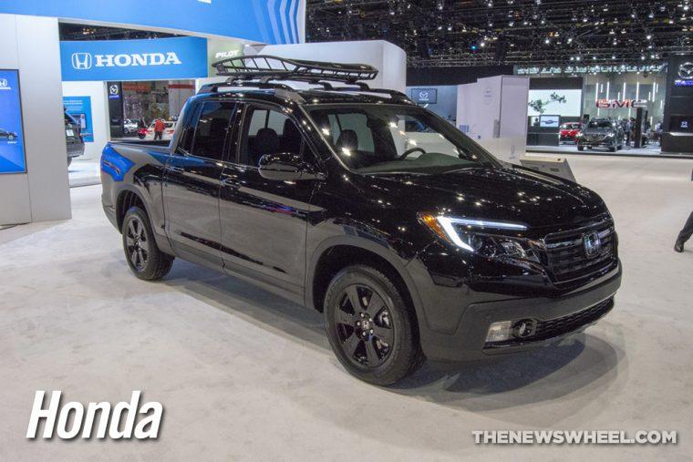 Honda car news