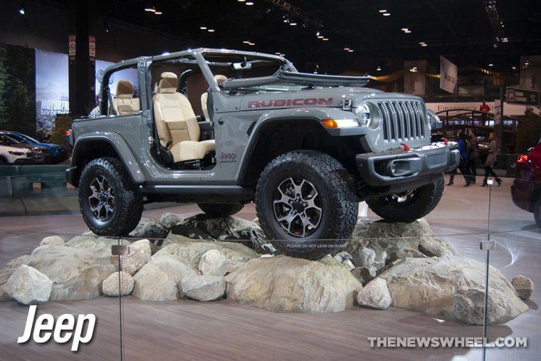 Jeep car news