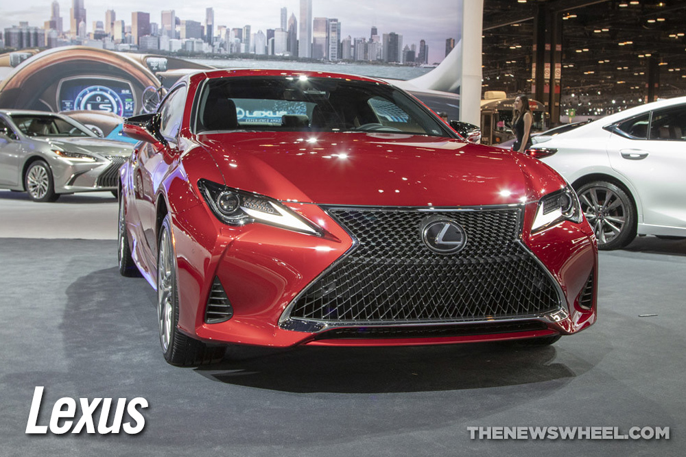lexus car news
