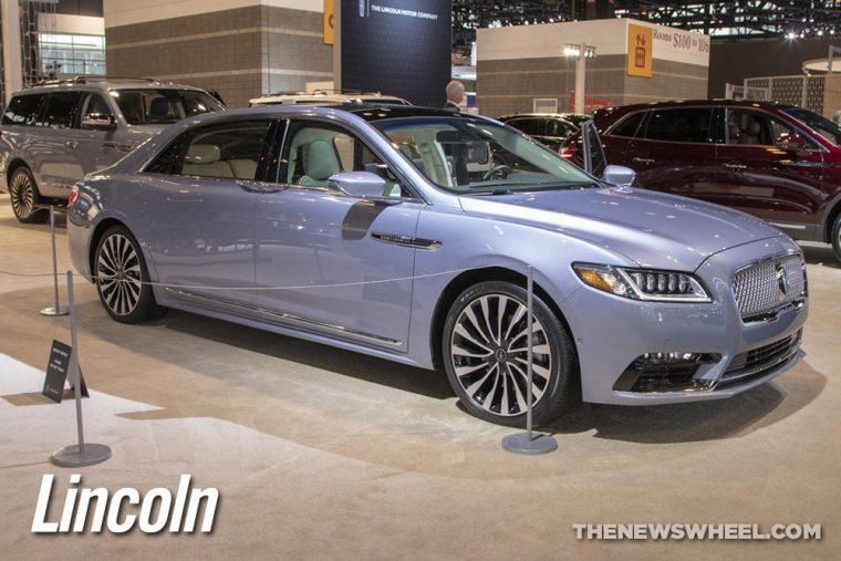 Lincoln car news