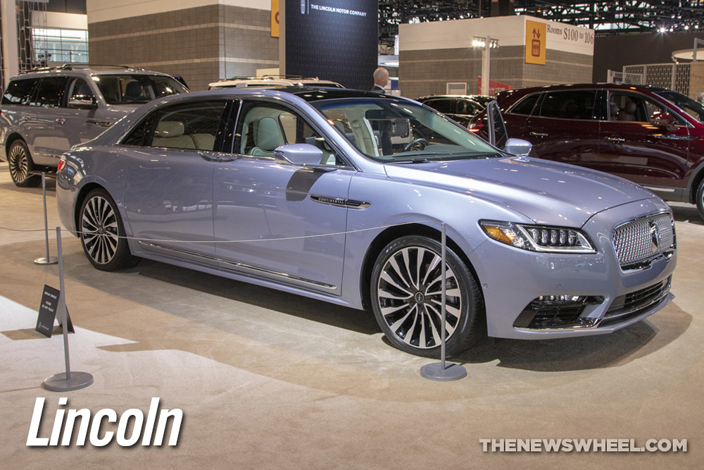 lincoln car news