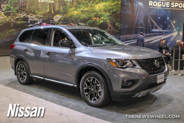 Nissan car news