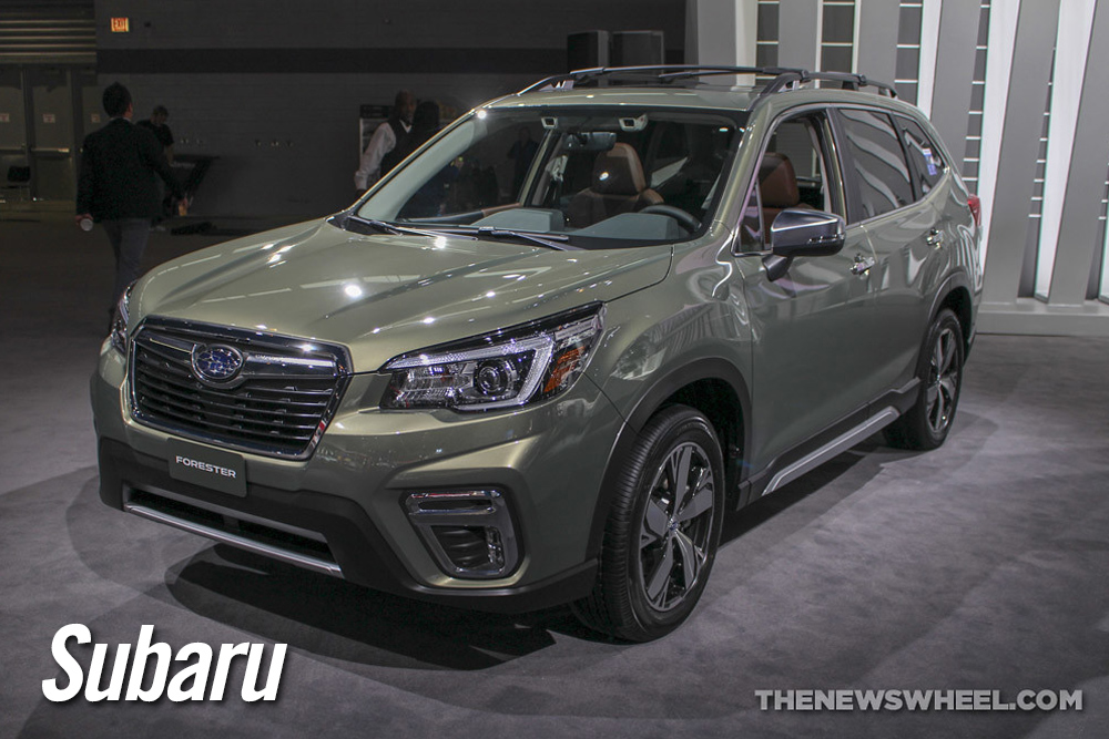 subaru car news