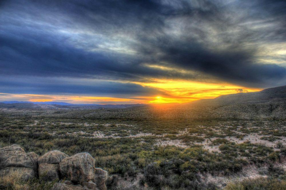 A Texas landscape