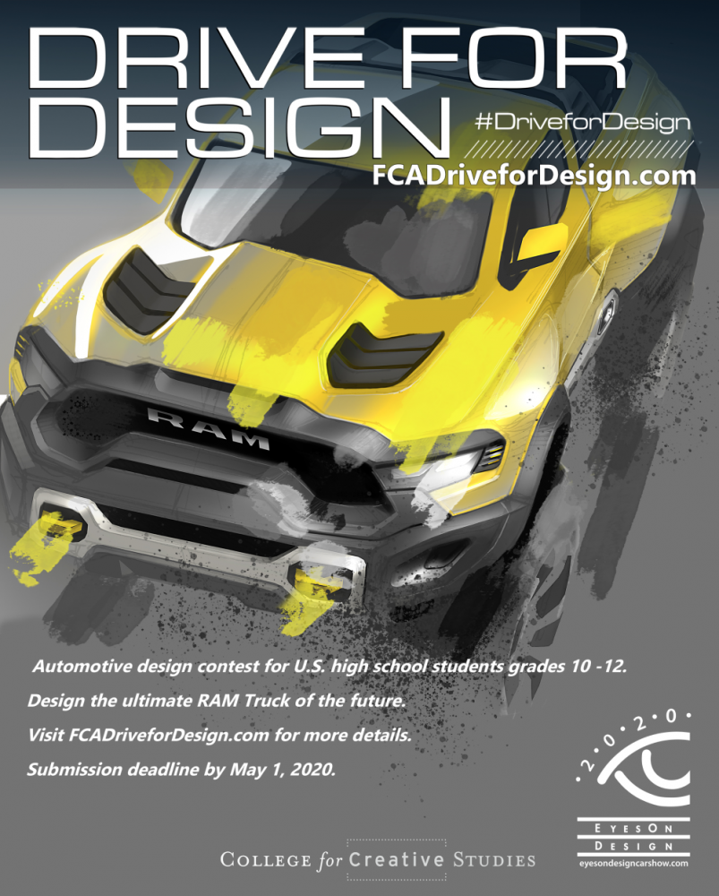 2020 Drive for Design
