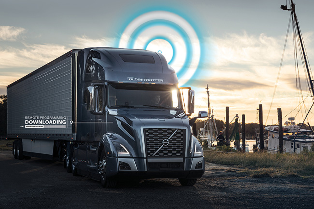 Volvo Trucks Remote Programming