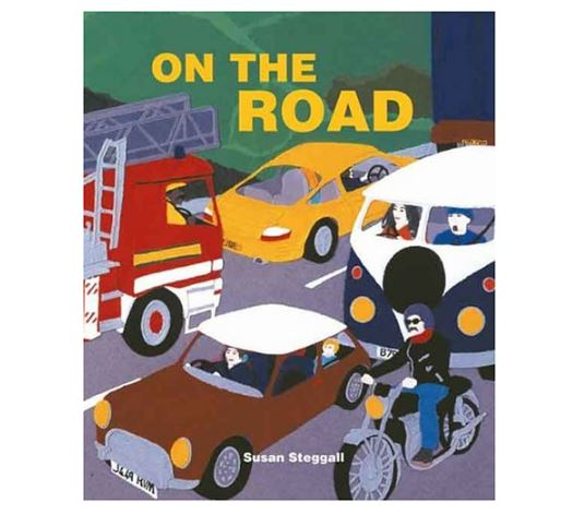 on the road by susan stegall
