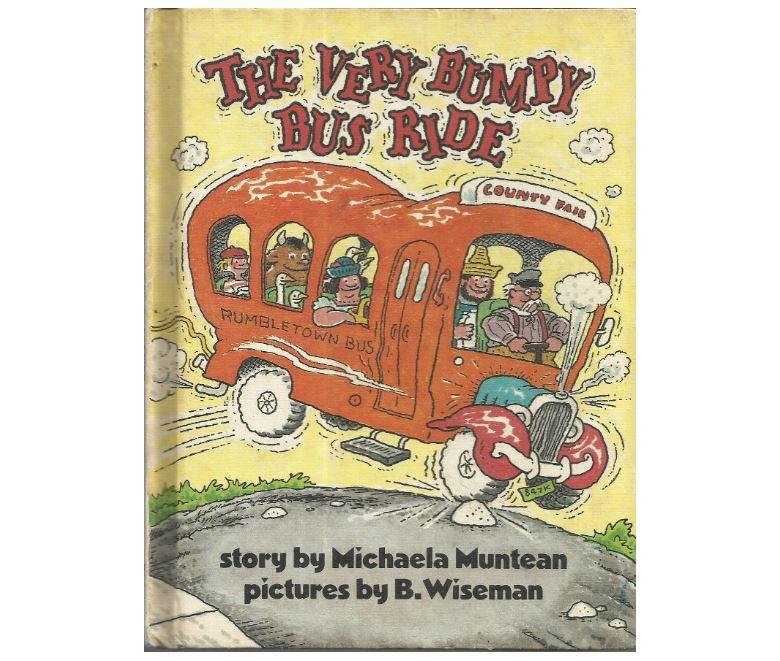 the very bumpy bus ride