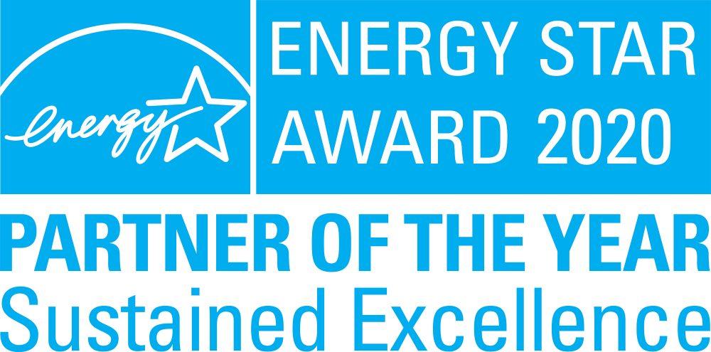 2020 Energy Star Award - GM
